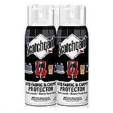 Scotchgard Auto Fabric & Carpet Protector, 20 Ounces, 2 Cans
