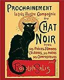 Chat Noir-Mini Poster - 40 x 50 cm