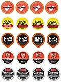 High Octane Variety K-cup Sampler Pack for Keurig 20 Count 5 Varieties