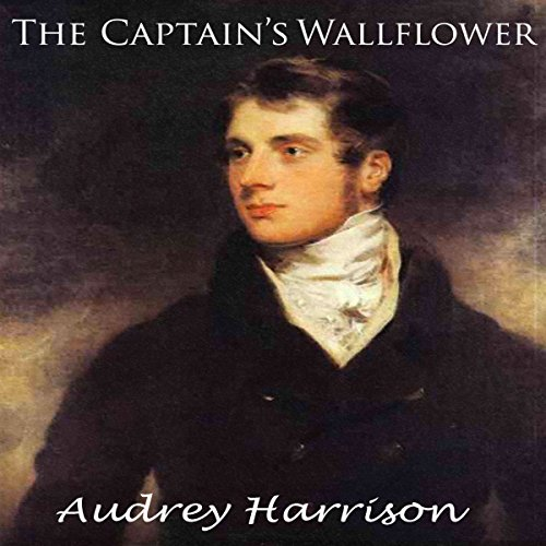 The Captain's Wallflower audiobook cover art