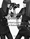 Babeth Djian Karl Lagerfeld Numéro Couture