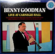 Benny Goodman: Live At Carnegie Hall - Columbia J2C 40244, Double LP, Remastered