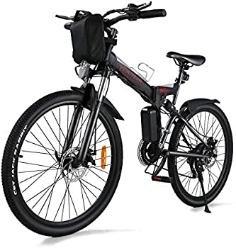 Yovital Electric Bike with Removeable Battery