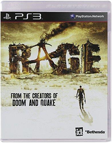 Bethesda Rage, PS3 - Juego (PS3)
