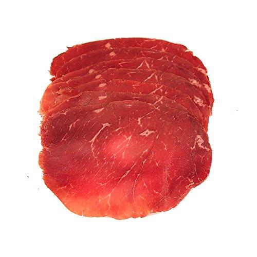 Bresaola vom Rinderfilet, orig. ital. 400 g geschnitten