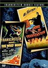 Frankenstein Meets the Wolf Man / House of Frankenstein