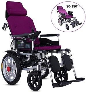 Accesorios para la vida diaria Plegar y viajar Motor de silla de ruedas eléctrica liviana Sillas de ruedas motorizadas Silla de ruedas eléctrica Scooter eléctrico Viajes de aviación Silla de movili