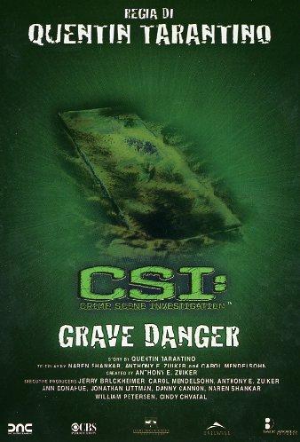 CSI - Crime Scene Investigation - Grave Danger