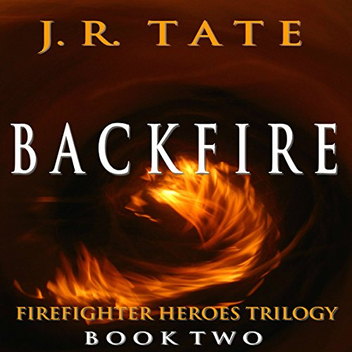 Backfire audiobook cover art