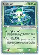 Celebi EX - Unseen Forces - 117 [Toy]