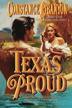 Texas Proud by [Constance O'Banyon]