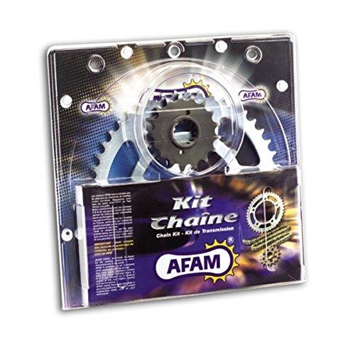 AFAM Kettensatz ALU X-Ring Hyper verstärkt für Suzuki GSX-R 1100, GU74CD, Bj. 1988