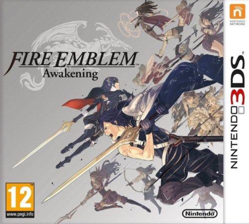 Fire Emblem : Awakening - Nintendo 3DS - [Edizione: Francia]