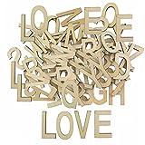 Vintage Holzbuchstaben Buchstaben natur XL aus Holz Alphabet ABC 104