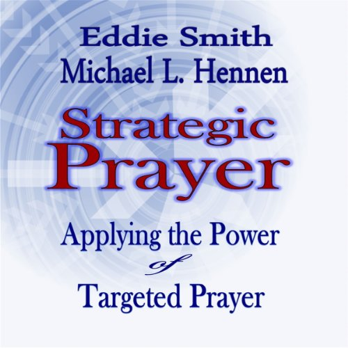 Strategic Prayer audiobook cover art