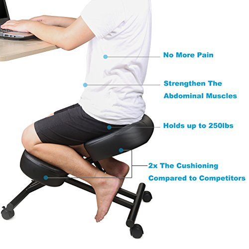 Dragonn Ergonomic Kneeling Chair Review