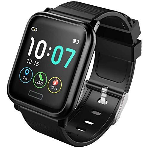 Lugang Wasserdicht Fitness Tracker, Bluetooth Smart-Uhren Mit 1,3 Zoll Touch Screen Und Die Herzfrequenz-Blutdruckmessgerät, Eingebaute Optischer Sensor