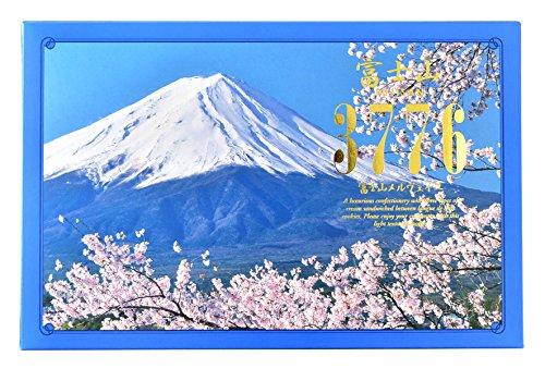 コロンバン 富士山メルヴェイユ 21枚