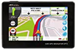 """Takara GP73BCAV - Navegador GPS para coche (mapas de Europa Occidental, pantalla de 4,3"""", conexión USB), con un código promocional para activar la """"tarjeta de la vida"""" (importado)"""