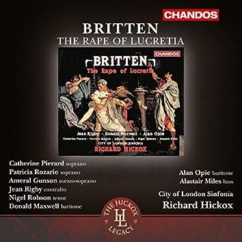 Britten: The Rape of Lucretia, Op. 37