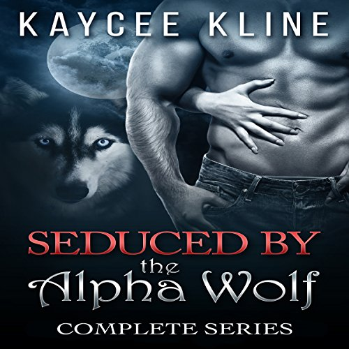 Seduced by the Alpha Wolf audiobook cover art