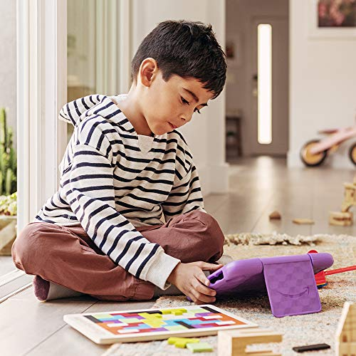 "Fire HD 8 Kids Edition tablet | 8"" HD display, 32 GB, Purple Kid-Proof Case"