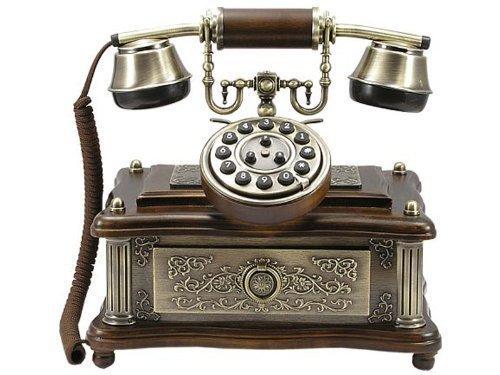 Pfiffig-Wohnen Nostalgie Telefon 1903 mit altem Rrrring Sound