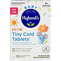 125-Count Hyland's Baby Tiny Cold Tablets
