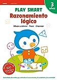 Play Smart : Razonamiento lógico. 3 años (Cuadernos Gakken)