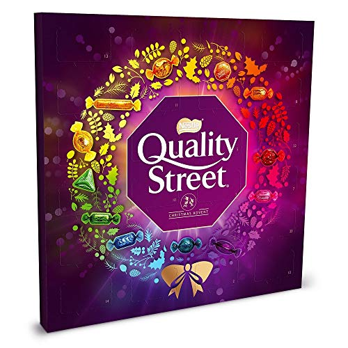 Nestle Quality Street Advent Calender 229g