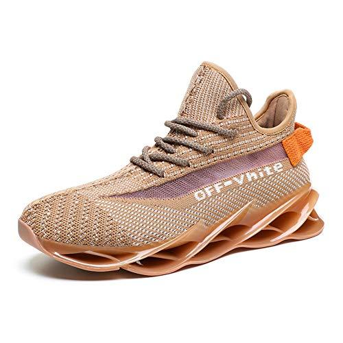 Dilnot Zapatillas de Deporte Aire Libre y Deporte Transpirables Casual Zapatos Zapatillas de Gimnasia
