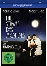 Die Stimme des Mondes - Masterpieces of Cinema Collection 1990