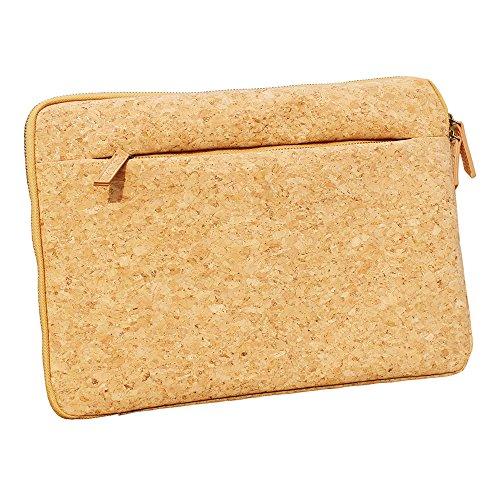 AK Laptop Bag L Flakes 15 Zoll Laptoptasche aus Kork