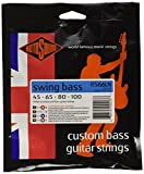 Rotosound RS66LN Nickel Bass Guitar Strings (45 65 80 100)