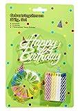 Preis am Stiel 1 x Geburtstagskerzen 37tlg. Set   Torte   Geburtstag   Kindergeburtstag   Kuchen   Geburtstagsartikel   Tischdeko   Partydeko   Geburtstagsdekoration   Glückwunsch