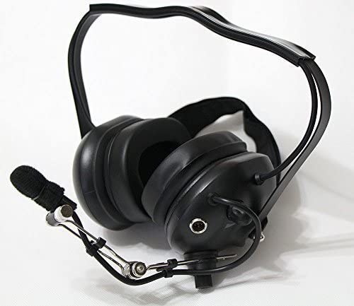 Top 10 Best pilot headset noise cancelling