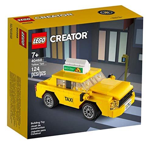 LEGO Creator 40468 - Taxi amarillo