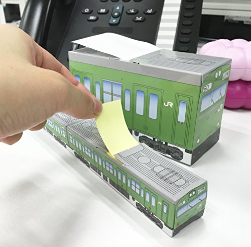 『3M スリーエム 付箋 JR東日本商品化許諾済 ふせん 中央線 Amazon-JR04』のトップ画像