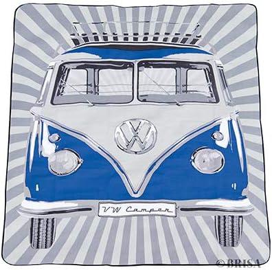 VW Collection Fronte//Verde /& Bianco Volkswagen Hippie Bus T1 Camper Van Borsa Termica