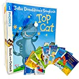 Julia Donaldson's Songbirds 36 Books Read with Oxford Phonics Collection Set (Stage 1 - 4)