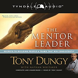 The Mentor Leader cover art