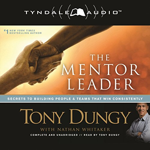 The Mentor Leader audiobook cover art
