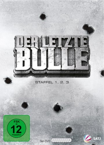Der letzte Bulle - Staffel 1-3 (9 DVDs)