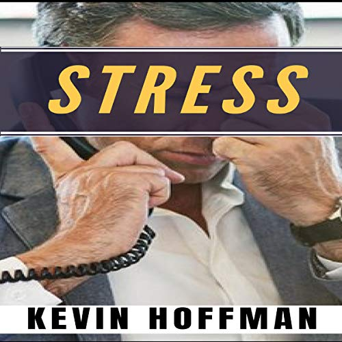 Stress audiobook cover art
