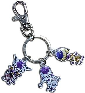 Dragonball Dragon Ball Super SD Frieza Metal Keychain