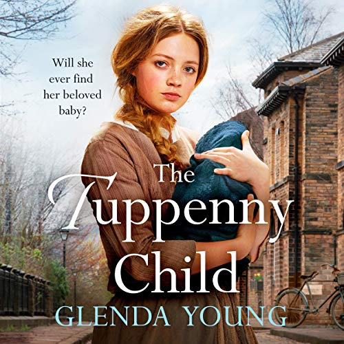 The Tuppenny Child audiobook cover art