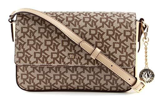 DKNY Bryant Flap Crossbody Bag Chino/Sand