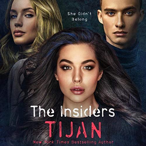 The Insiders cover art