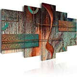 Abstract Canvas Wall Art Contemporary Vintage Print Melody Picture Modern Home Decor for Bedroom Fashion Artwork Framed Ready to Hang
