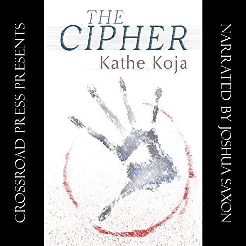 The Cipher audiobook cover art